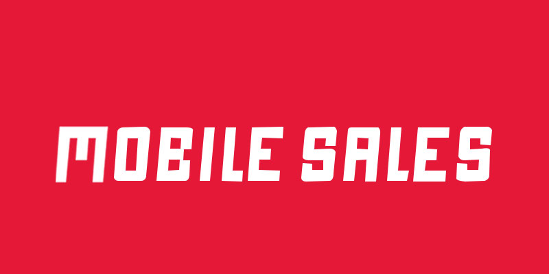 Logo Mobile Sales